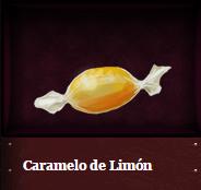 Caramelo de Limón