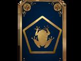 Rowena Ravenclaw Chocolate Frog Card