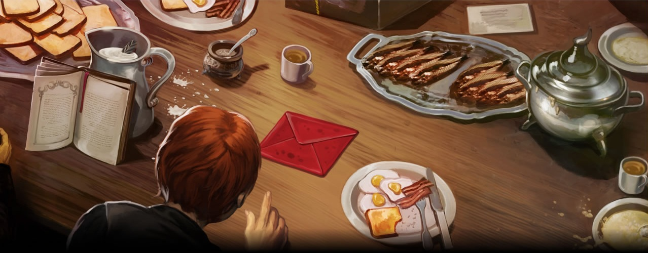 Image result for pottermore food