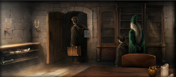 Pottermore-Book3-Chapter22-Owl Post Again -Moment 1-Professor Lupin's Office.png