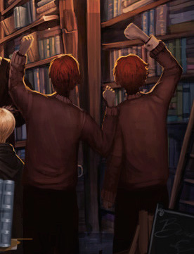 Pottermore book 4 chapter 1 moment 1