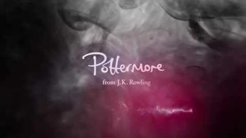 Welcome to Pottermore