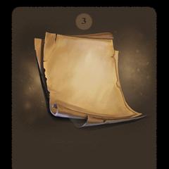 Fresh parchment