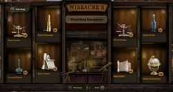 Wiseacres