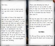 Hermiones letter