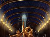 Fountain of Magical Brethren
