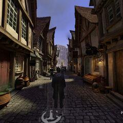 Diagon Alley (North Side)