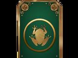 Alberic Grunnion Chocolate Frog Card