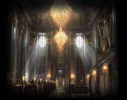 Gringotts wizarding bank