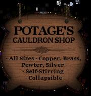 Potage's