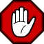 Stophand