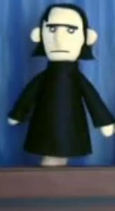 Potter Puppet Pals Snape