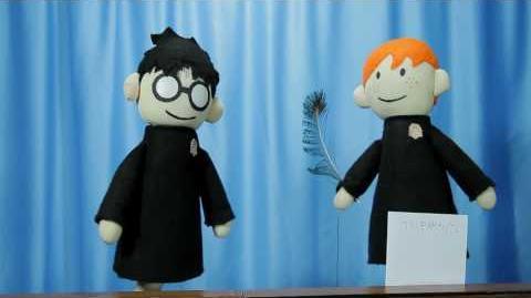 Potter Puppet Pals Ron's Parents