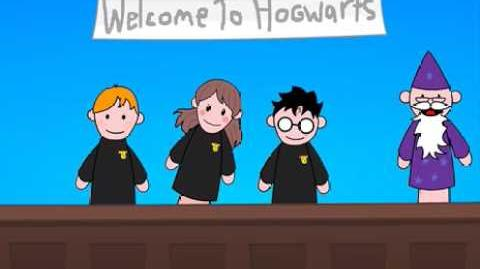 Trouble At Hogwarts