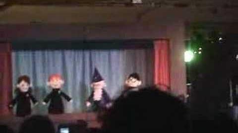 Potter Puppet Pals - Yule Ball 2006