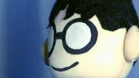 Potter Puppet Pals School Is For Losers
