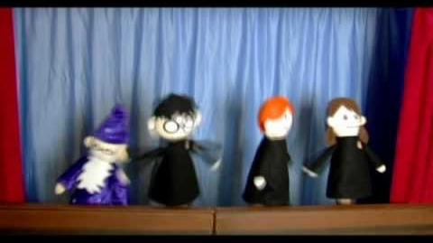 Potter Puppet Pals The Vortex
