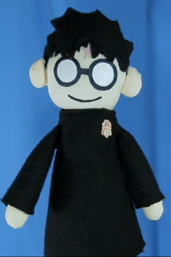 Harry Potter Puppet Pal