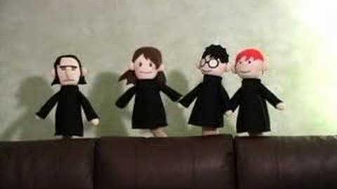 Potter Puppet Pals Potions Class