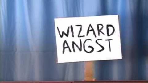 Potter Puppet Pals Wizard Angst