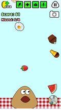 Pou Food Drop