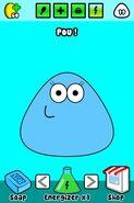 Blue Pou
