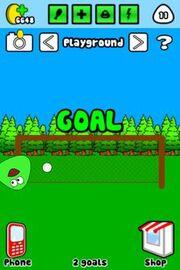 Pou goal
