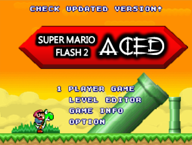 super mario flash 2 - play free online games on alfy.com
