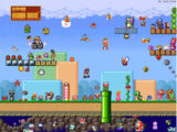 Super Mario Flash 2: Retro Edition (Hack)