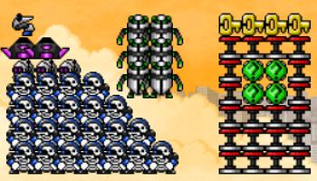 Monster overloads