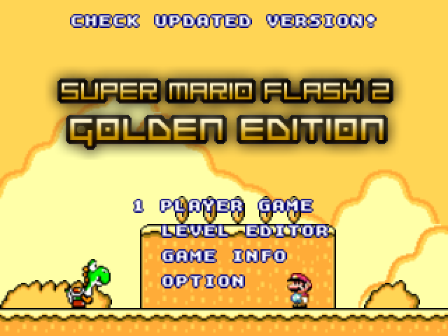 Super Mario Flash 2: Golden Edition (hack) | Pouetpu Wiki | FANDOM
