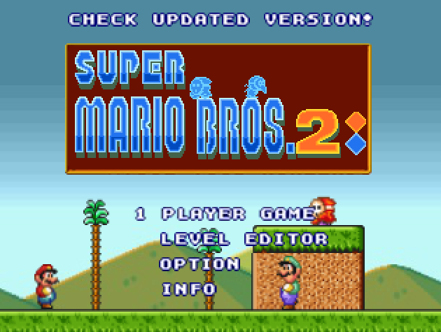 Super Mario Bros 2 Flash | Pouetpu Wiki | FANDOM powered by Wikia