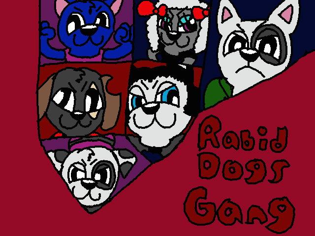 Rabid Dogs Gang Pound Puppies 1986 Wiki Fandom Powered By Wikia