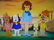 Holly and the Pound Puppies