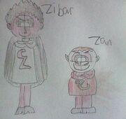 Zan and Zibar
