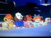 The Pound Puppies and Arf