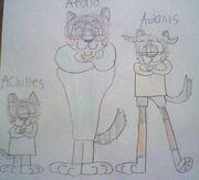 The Alpha Trio