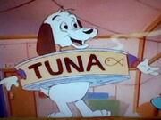 Cooler's Tuna Can Costume