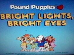 Bright Lights, Bright Eyes