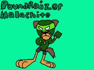 New PoundRaizer Malachite