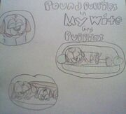 Title Card for My Wife and Puppies