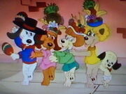 Pound Puppies rumba
