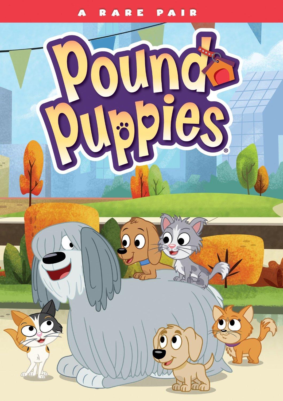 Pound Puppies A Rare Pair Pound Puppies 2010 Wiki