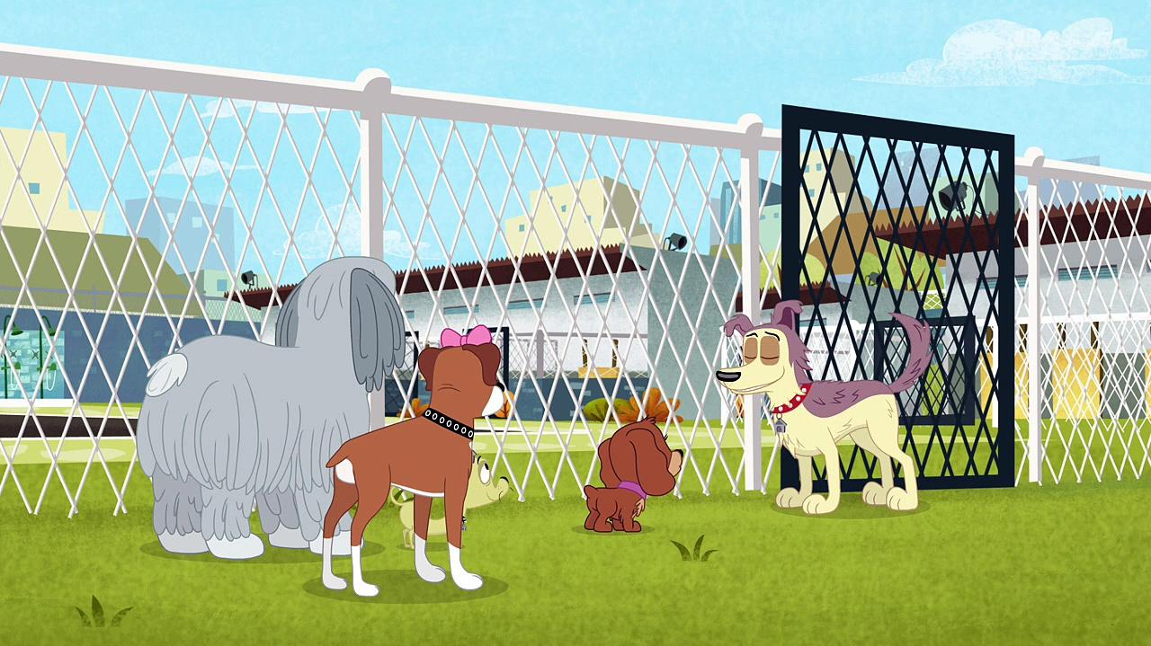 Video Pound Puppies 2010 Season 01 Episode 21 I Never Barked For