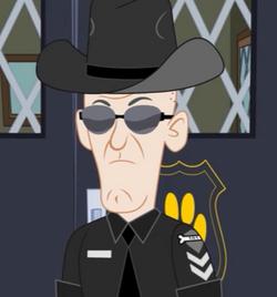 Officer Catchem
