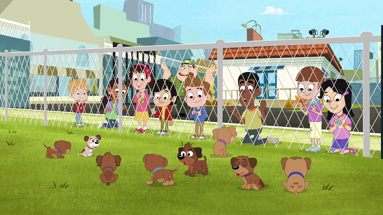 Pound Puppies 2010 Season 01 Episode 25 Mutternal Instincts (HD 720p)