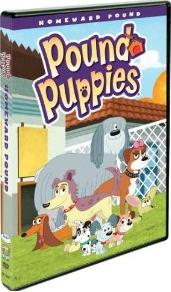 Pound Puppies DVD 1 (2)