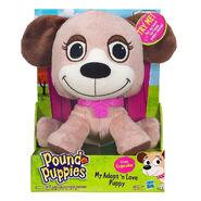 Adopt 'N Love plush | Pound Puppies 2010 Wiki | FANDOM powered by Wikia