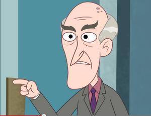 Mr. Stinkman