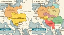Njemačka i austro-ugarska nakon prvog svjetskog rata